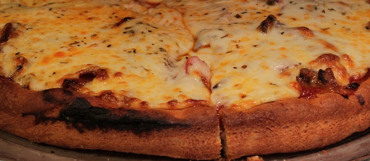 Pieces of Chicago Pizza